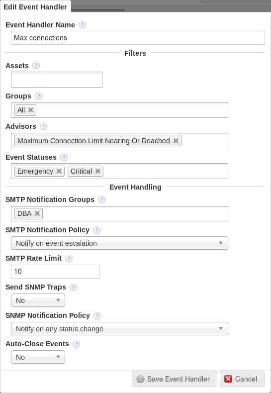Shinguz: Creating Event Handlers with MySQL Enterprise